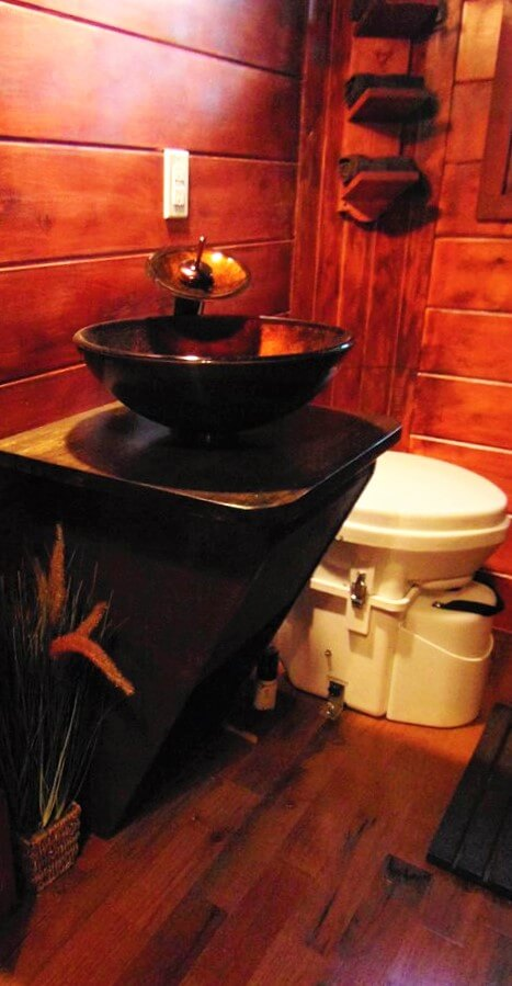 Composting Toilet For Rv