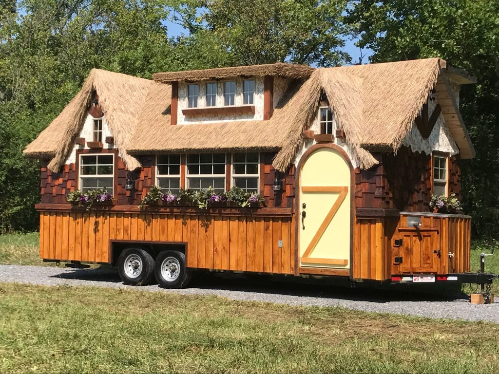 Tiny Victorian House Plans Small Cabins Tiny Houses Homes: Tiny Homes For Sale Starting At $15K